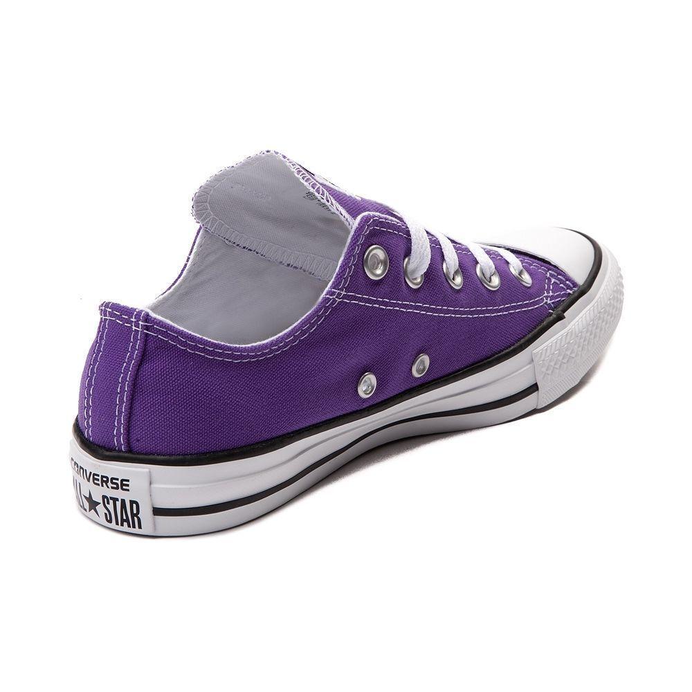 NEW Star Converse Chuck Taylor All Star NEW Lo Electric Purple Damenschuhe Men Sneaker Schuhe 425476