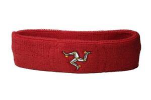 Stirnband Deutschland DDR 6x21cm Schweißband für Sport Headband