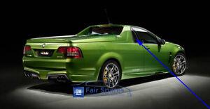 NOS VE VF HSV Maloo R8 & Holden VE SS SSV Ute LH & RH Quarter Window Glass Set