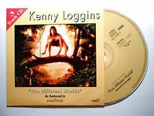 CD SINGLE B.O. FILM ▓ KENNY LOGGINS : TWO DIFFÉRENT WORLDS ( THE JUNGLE BOOK )