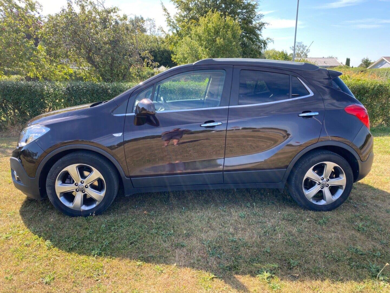 Opel Mokka 1,4 T 140 Enjoy aut. 5d - 140.000 kr.