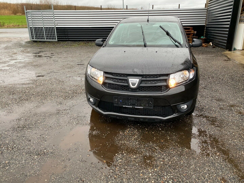 Dacia Sandero 1,2 16V Ambiance 5d