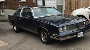 85 Oldsmobile cutlass supreme