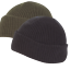 Knitted-Hat-Watch-Cap-Thermal-Acrylic-Winter-Military-Warm-Beanie-Green-Black thumbnail 1