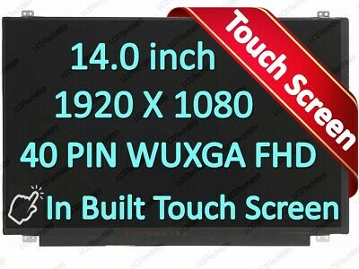 """Compatible LP140WF5 SP K1 Touch Screen 14/"""" Full HD LED For Lenovo T460"""