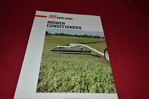 New Idea 30-A 30-AH Mowers Dealer/'s Brochure DCPA5