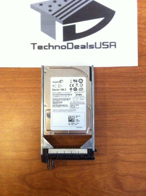 "dell CM318 savvio 146GB sas 0CM318 9F6066-043 ST9146802SS 10K 2.5"" hard drive"