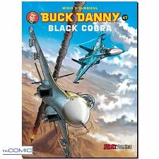 Buck Danny 47 Black Cobra Francis Winis Frédéric Zumbiehl FLIEGERSTAFFE LP 50er