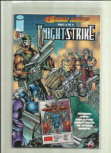 KNIGHTSTRIKE-Vol-1-No-1-Date-01-1996-Image-Comics-Extreme-Destroyer-6-of-9
