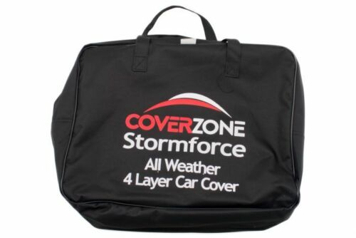 Stormforce Waterproof Car Cover for Maserati Grancabrio