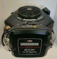 381777-0115 21hp Briggs And Stratton Vanguard 1-1/8x3-7/8 V-twin Ohv Vert Shaft