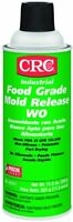 Crc Food Grade Mold Release, 11.5 Oz Aerosol Can, Clear, New, Free Shipping