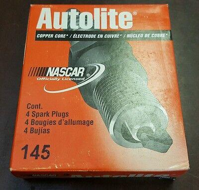 Pack of 4 - Autolite Spark Plugs - 145