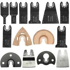 14 saw Blade Mix for Dewalt Stanley Black & Decker Oscillating Multi tool