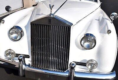 Phantom Silver Wraith Silver Cloud 2x Scheinwerfer Rolls Royce Silver Dawn