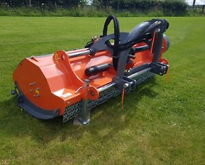 Details about Alpha variflo XHD200 Flail mower, tractor mount flail mower -  our flagship model
