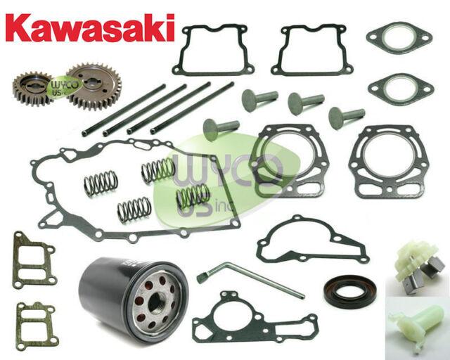 Rebuild Kit John Deere 425 445 Kawasaki FD620D With Genuine Kawasaki Parts