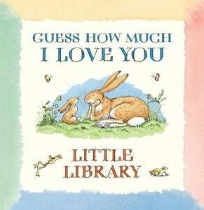Guess-How-Much-I-Love-You-Little-Library-New-Book-Boxed-Set-Illustrated-B