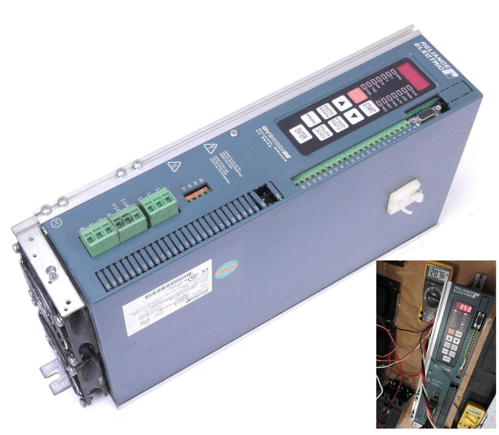 Reliance Electric GV3000E-AC015-AA-DBU