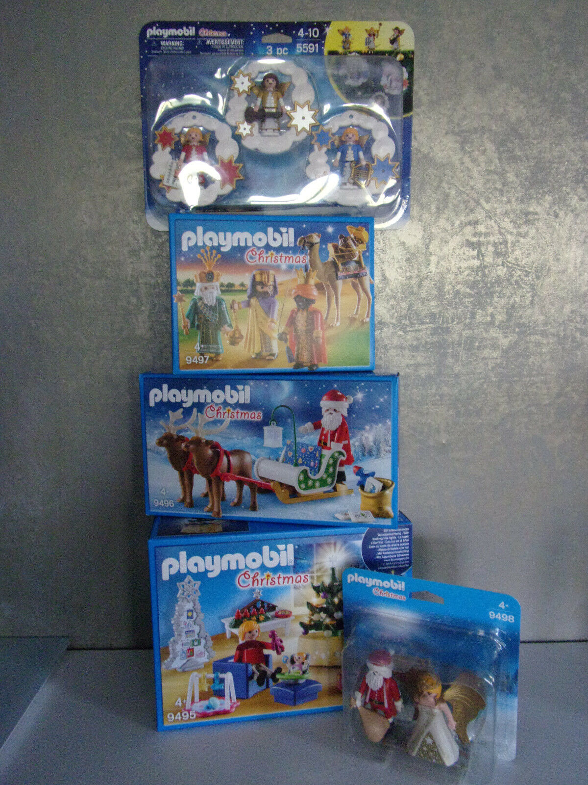 PLAYMOBIL Christmas-Diversi Set's per scegliere-NUOVO & OVP