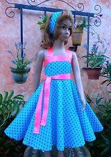 MÄDCHEN Einschulung Petticoat Fest Blumen Kind Kleid,98,104,110,116,122,128