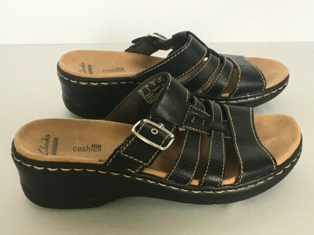 Clarks Collection Lexi Alloy Slide