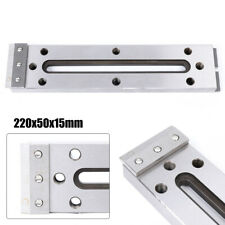 Wire Edm Fixture Board Stainless Jig Tool For Clampingamp Leveling 220x50x15mm Hot