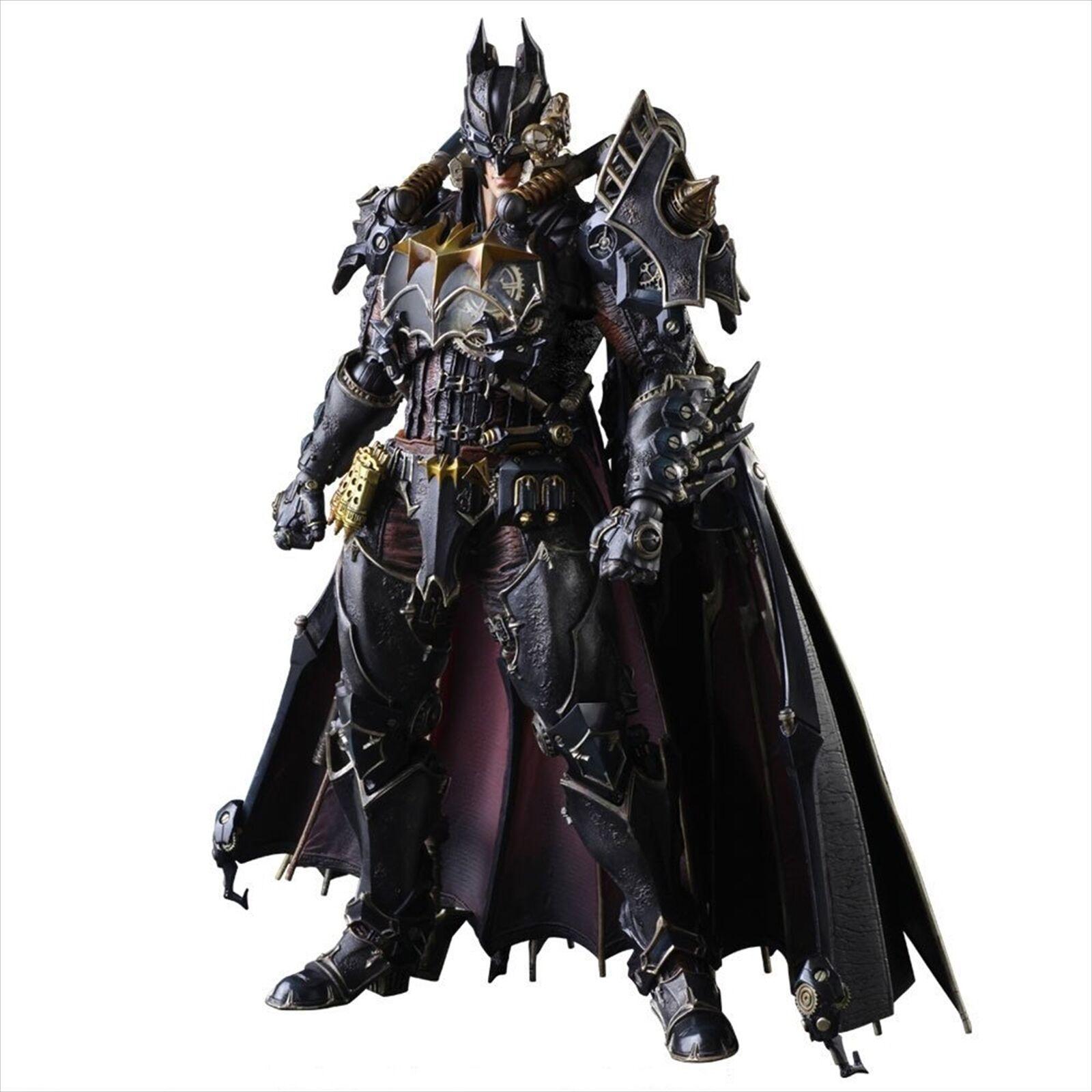 Square Enix DC Comics VARIANT PLAY ARTS Kai BATMAN Timeless Steam Punk Figure