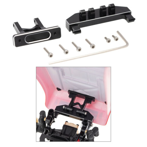 Details about  /RC Rear Body Shell Mount Support Bracket for Axial SCX24 90081 Upgrade Parts