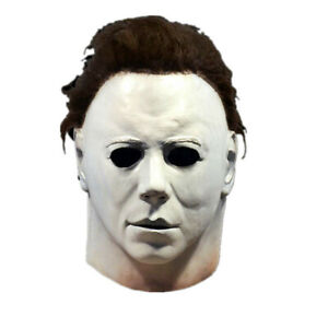 Halloween-Michael-Myers-Mask-Party-Masquerade-Cosplay-Latex-Mask-Full-Head-Mask