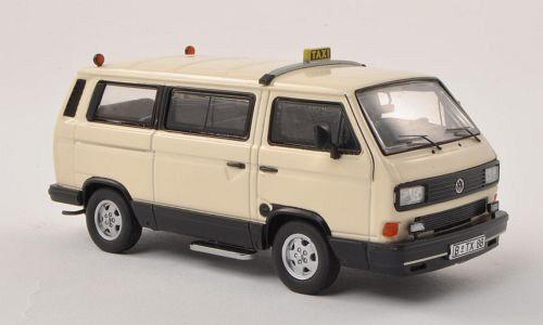 VW - T3b Taxi - Bus 13056- 324   Maß 1 43    Kostengünstig