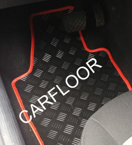 Für BMW 2er F45 Active Tourer Fußmatten Gummifußmatten Einfassung vers Farben