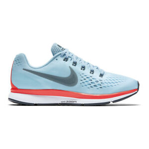 6ed5894eafea Nike Air Zoom Pegasus 34 Breaking 2 Ice Blue Fox Men Running Shoes ...