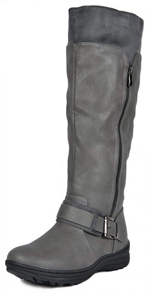 essere molto richiesto DREAM PAIRS Donna  Winter Fully Fur Lined Lined Lined Zipper Closure Snow Knee High...  vendite dirette della fabbrica