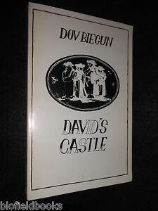 DOV-BIEGUN-David-039-s-Castle-Davidgrodek-Saga-in-the-Pripet-Marshes-1982-1st