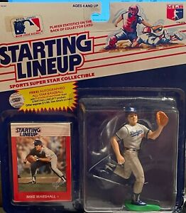 STARTING LINEUP 1988 Sports Superstar Collection