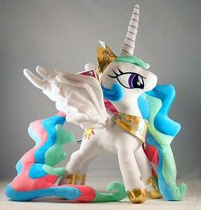 Princess-Celestia-plush-doll-12-034-30-cm-My-Little-Pony-plush-Celestia-UK-Stock