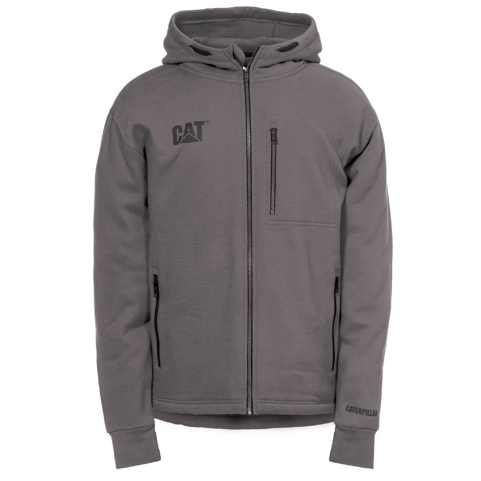 Caterpillar Drop Tail Sweat - Work Work Work Hoody - C1910060 | Vorzüglich