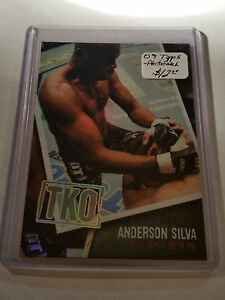 2009-Topps-UFC-Photo-Finish-PF20-Anderson-Silva