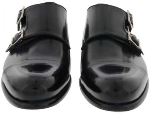 Black Smart Shoes 43 Uomo Pelle Eleganti Men's Benigno Nero Francesco Scarpe cFnqYxzpW