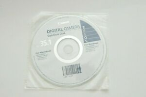Canon eos solution disk download