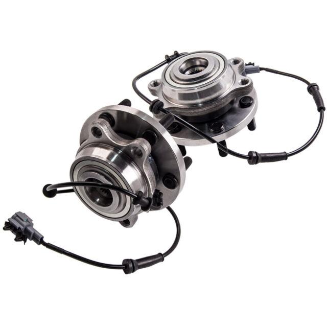Cojinete de Rueda+ABS Delantera Para Nissan Navara D40 Pathfinder R51 40202ZP90A