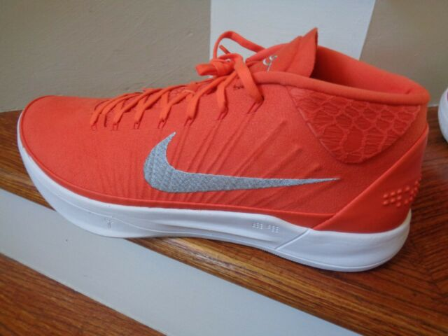 76c30e706afb Nike Kobe AD TB Mid Basketball Shoes Mens 14 Orange Blaze for sale ...
