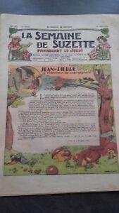 Revista La Semana De Suzette Dibujada Color N º 15 Abril 1929 ABE