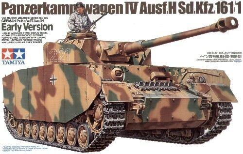 Tamiya 1 35 Pz.Kpfw. Panzer  IV Ausf. H Early Version