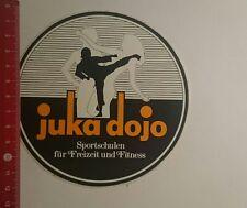 Aufkleber/Sticker: Juka Dojo Sportschulen für Freizeit und Fitness (15121667)