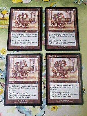 4 Scour ~ White Urza/'s Destiny Mtg Magic Uncommon 4x x4