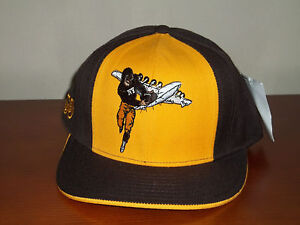 New York Brown Bombers Fitted Hat by Stall & Dean