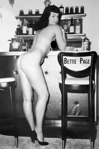 Bettie Page 212 anni 1950 Playboy modello PORTACHIAVI TAZZE-FOTOGRAFIE