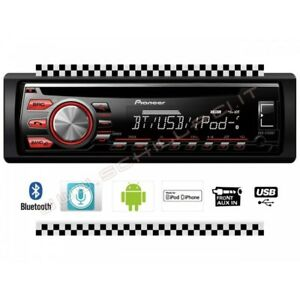 Pioneer-DEH-3900BT-Autoradio-CD-USB-con-bluetooth-e-microfono